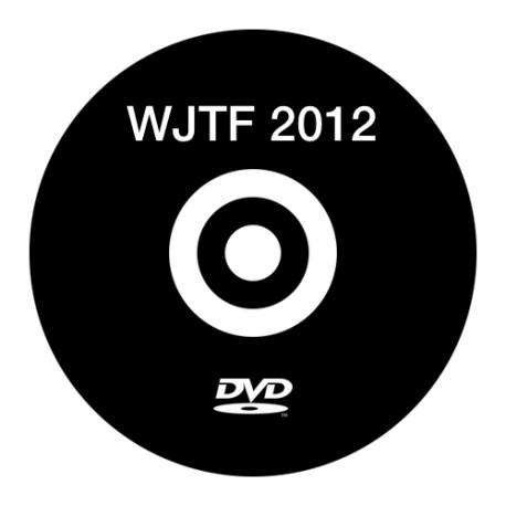 Dívky Slovensko x Velká Británie (WJTF 2012)