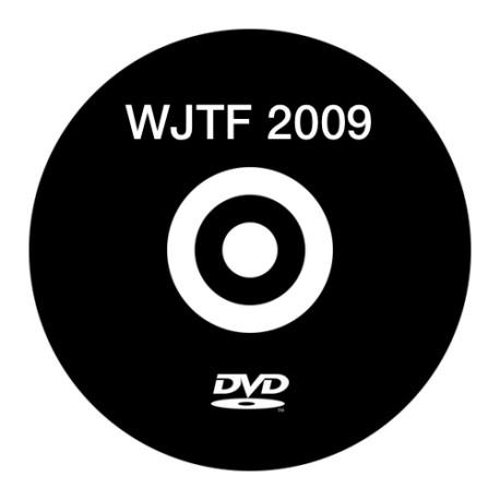 Chlapci Austrálie x Francie (WJTF 2009)