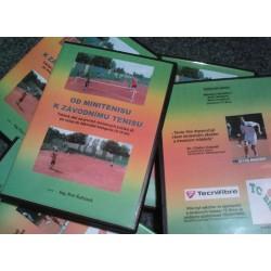 Od minitenisu k závodnímu tenisu